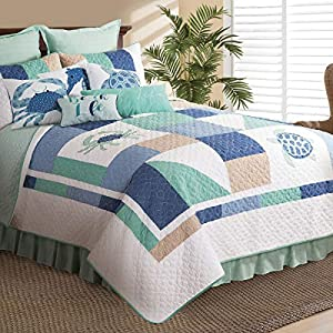51by1ip%2BPgL._SS300_ 200+ Coastal Bedding Sets and Beach Bedding Sets For 2020