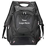 Elleven TSA 17'' Computer Backpack - 6 Quantity - $72.45 Each - PROMOTIONAL PRODUCT / BULK / BRANDED with YOUR LOGO / CUSTOMIZED