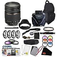 Tamron 28-300 F/3.5-6.3 XR DI VC Lens (International Version)(No Warranty) for Nikon Pro Accessory Kit