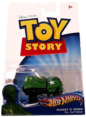 Mattel Toy Story Hot Wheels Bucket O Speed Die-Cast Car