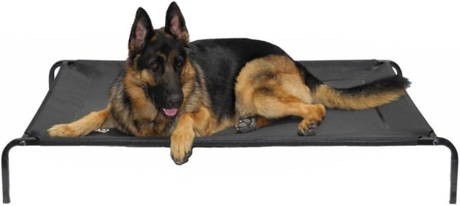 Go Pet Club PC-34 Elevated Cooling Pet Cot Bed