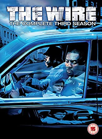 The Wire Complete HBO Season 3 DVD 2007 Amazoncouk