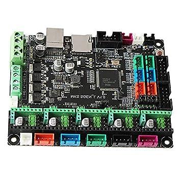 TOOGOO Arm de Impresora 3D de 32 bits MKS SGen-L Placa Base 24V ...