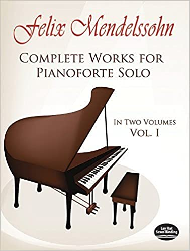 Shorter Works for Pianoforte Solo