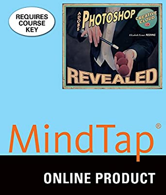 MindTap Media Arts and Design for Reding's Adobe Photoshop Creative Cloud, 1st Edition