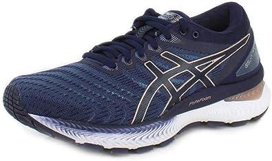 ASICS Gel-Nimbus 22 (D) - Tenis de correr para mujer