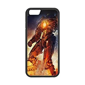 iPhone 6 4.7 Inch Cell Phone Case Black Pacific Rim No1 JNR2269771
