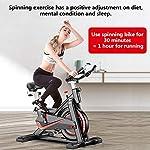 Tribesigns-Cyclette-con-cardiofrequenzimetro-Display-LCD-sensori-di-pulsazioni-Bici-da-Spinning-Super-silenziosa-per-la-casaArea-Fitness