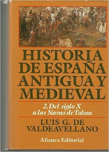 Historia de España antigua y medieval.; t.2: Amazon.es ...