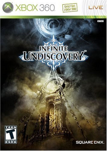 Infinite Undiscovery - Xbox 360 (Xbox 360 Brothers In Arms)