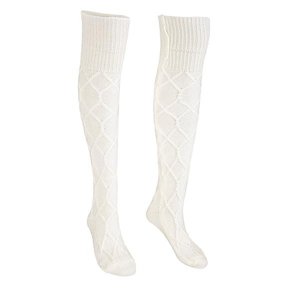 ishine calcetines de tubo calcetines mujer divertidos calcetines ciclismo con 8 colores