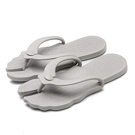 XIBAO Zapatos de Playa con tobogán, Chanclas Plegables ...