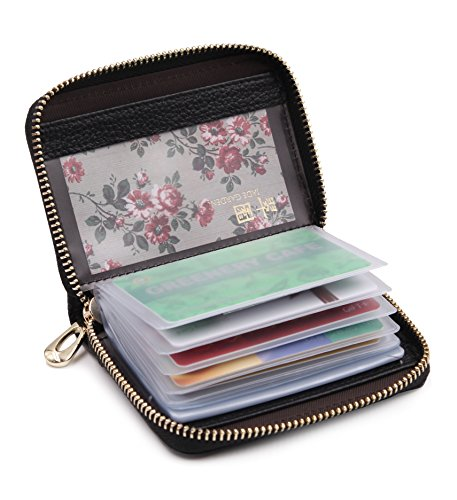 Zipper Card Case Case - 9