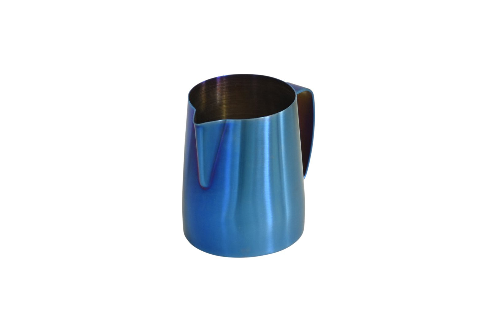 Latte Art | Stainless Steel Premium Milk Frothing Pitcher (Light Blue, 20 oz) by Barista Swag (Image #8)