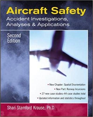 Commercial Aviation Safety 5th Edition Mechanical Engineering
