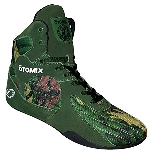 Otomix Men's Stingray Escape Bodybuilding Lifting MMA & Wrestling Shoes Camo 7