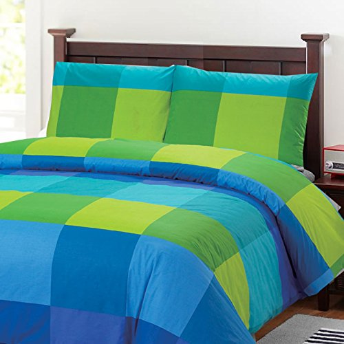 100 Percent Cotton Full/queen Duvet Cover Set