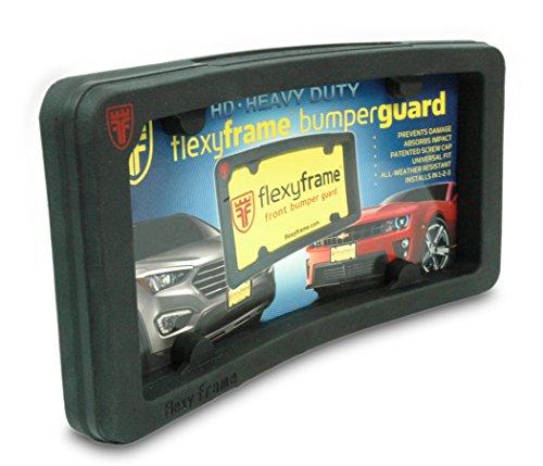 Front Plate Bumper (Flexy Frame Heavy Duty Front Bumper Guard)