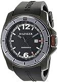 Tommy Hilfiger Men's 1791114 Cool Sport Black Watch