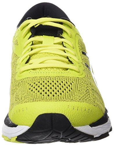 Black Men Shoe ASICS White Kayano 24 Sulphur Gel Spring Ax0WwqdCW