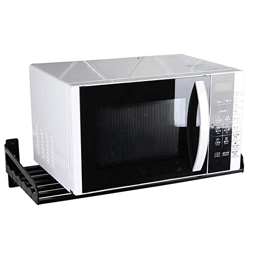 Bjia Estante de cocina Soporte de pared Aluminio Horno de ...