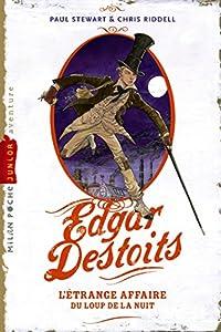 """Afficher """"Edgar Destoits n° 1<br /> L'étrange affaire du loup de la nuit"""""""