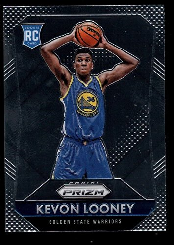 KEVON LOONEY #346 MINT WARRIORS ROOKIE CARD RC SP 2015-16 PANINI PRIZM CHROME