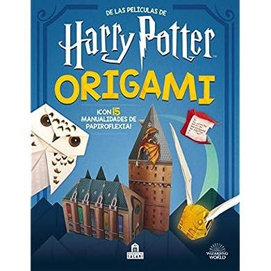 Harry Potter - origami Tapa blanda – 4 noviembre 2019 a buen precio