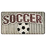Propac Images 8377 Metal Soccer