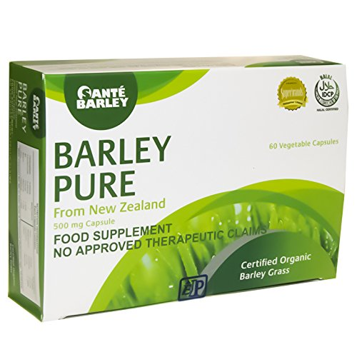 (Sante Pure Barley New Zealand Blend- 60 Capsules)