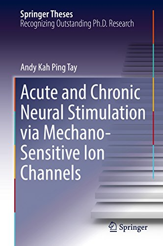 (Acute and Chronic Neural Stimulation via Mechano-Sensitive Ion Channels (Springer Theses))