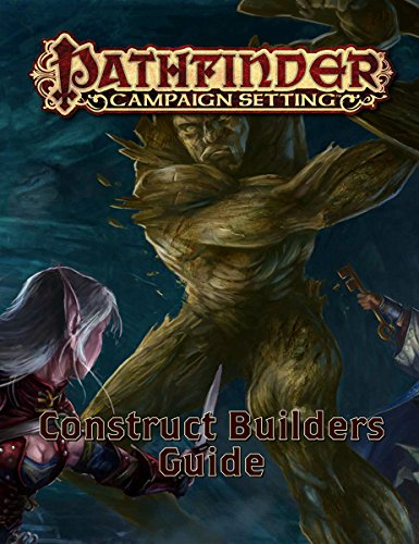 Pdf Science Fiction Pathfinder Campaign Setting: Construct Builder's Guidebook