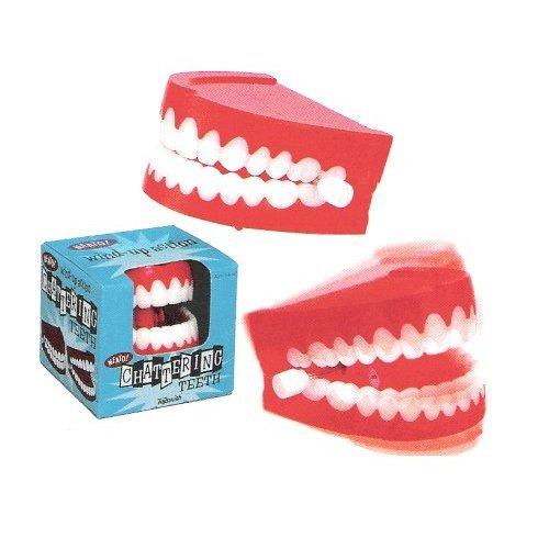 Toysmith Chattering Teeth