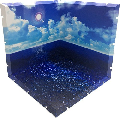 Flip folded apartment 150 sea non-scale ABS-made prefabricated background panel (Prefabricated Panel)