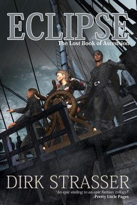 [ Eclipse: The Lost Book of Ascension Strasser, Dirk ( Author ) ] { Paperback } 2014