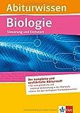 Biologie - Steuerung und Evolution: für Oberstufe und Abitur