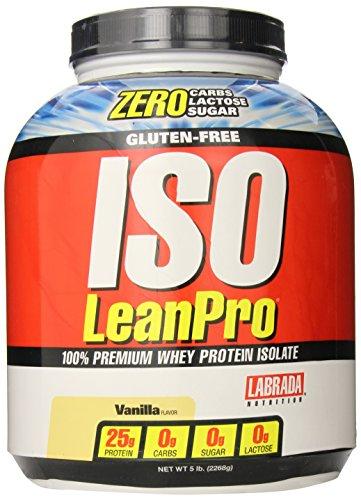 Labrada Nutrition ISO LeanPro 100% Premium Whey Protein Isol