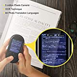 [Upgraded] Language Translator Device with Camera