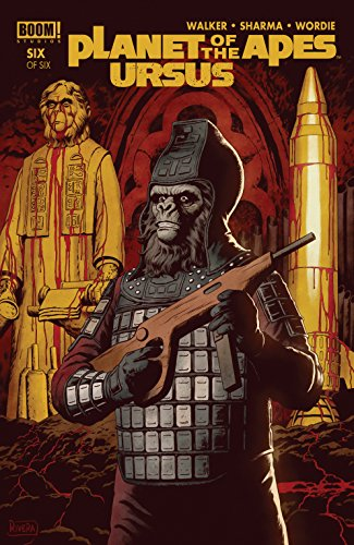 Planet of the Apes: Ursus #6