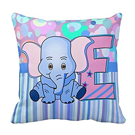 Name Initialscute Personalised Cushions For Kids Throw Pillows 40 X Delectable Personalised Pillow Covers India