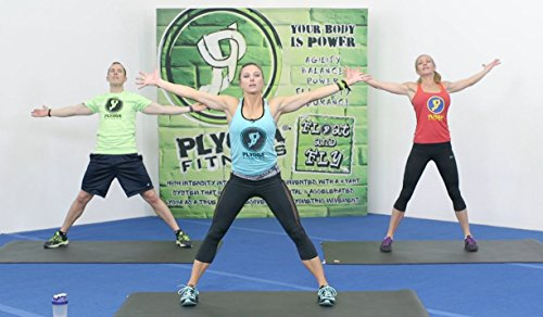 PLYOGA Express with Stephanie Lauren