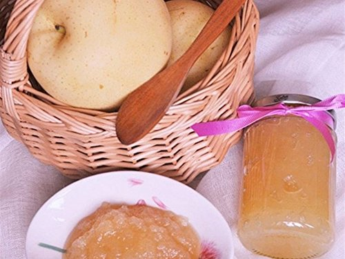 Pear jam recipe for a quick breakfast - Jam Recipes Pear