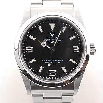 new concept 41c62 2bc4e Amazon | [ロレックス]ROLEX 腕時計 エクスプローラー1 A番 ...
