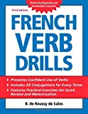 French Verb Drills, R. de Roussy de Sales, 0071420878