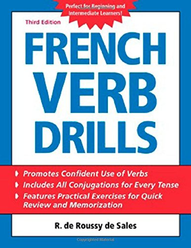french verb drills - 5
