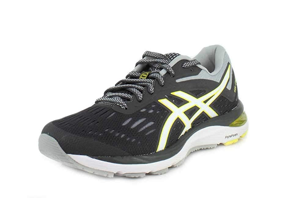 Dark Grey White ASICS Men's Gel-Cumulus 20 Running shoes 1011A008