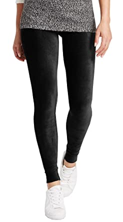 ed252d4a385532 MARKS & SPENCER Collection High Rise Soft Touch Cord Leggings T57/8218  (UK18 Long