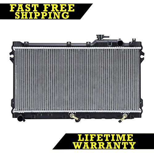 (Radiator For 90-97 Mazda Miata 1.8L L4 Fast Great Quality)