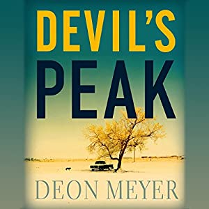 Devil's Peak Audiobook