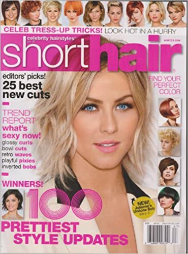 Celebrity Hairstyles #67 Short Hair Magazine Winter 2014: Mary ...